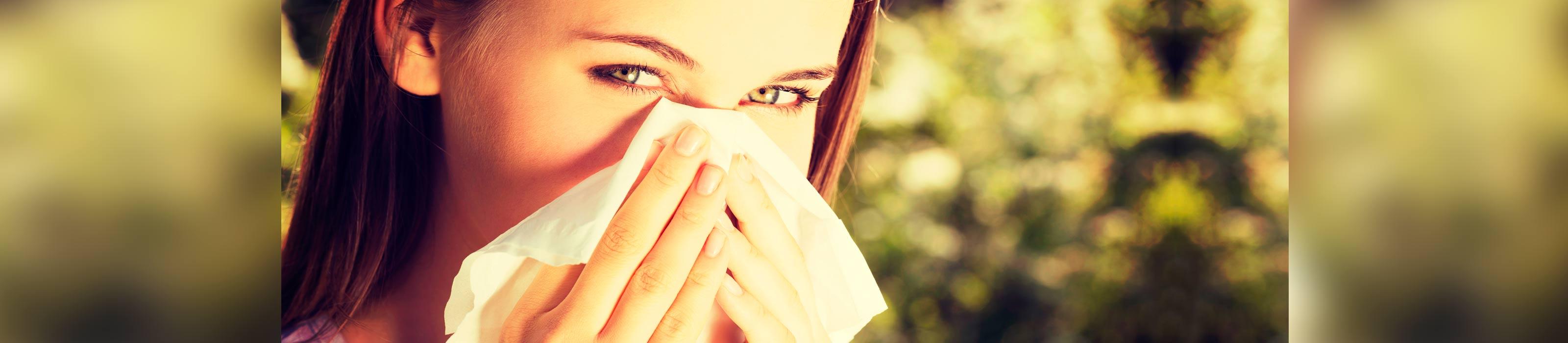 Alergia en los ojos y Vispring